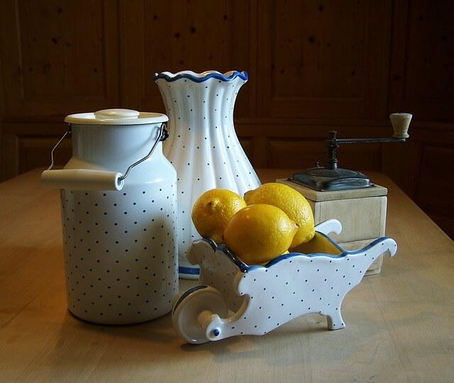 limpiar con limon